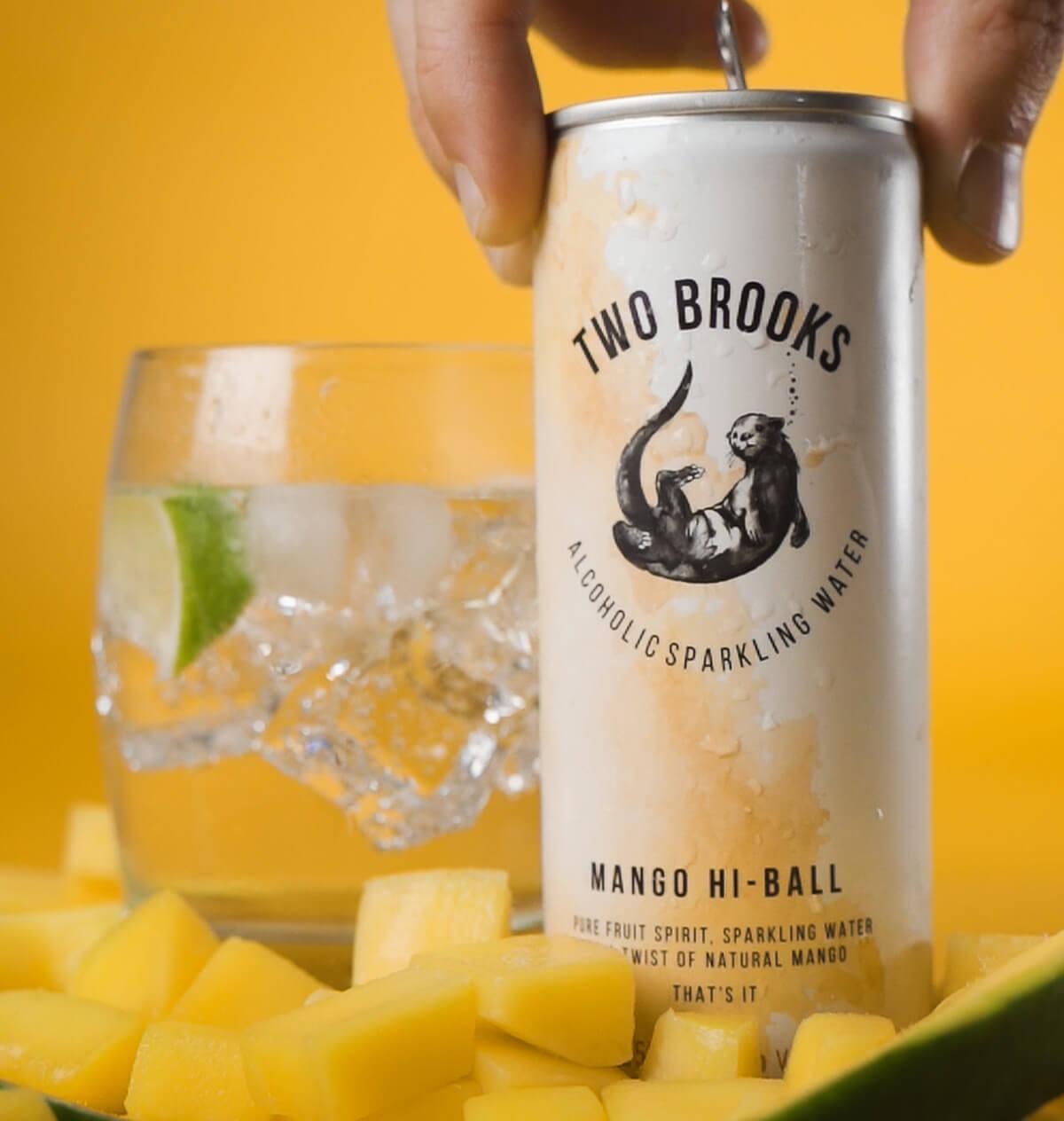 Mango Hi-Ball Two Brooks